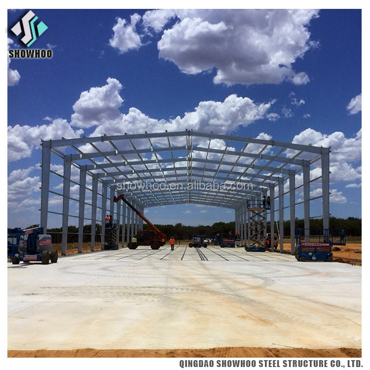 Metal Building Materials hot sale steel structure erection and fabrication