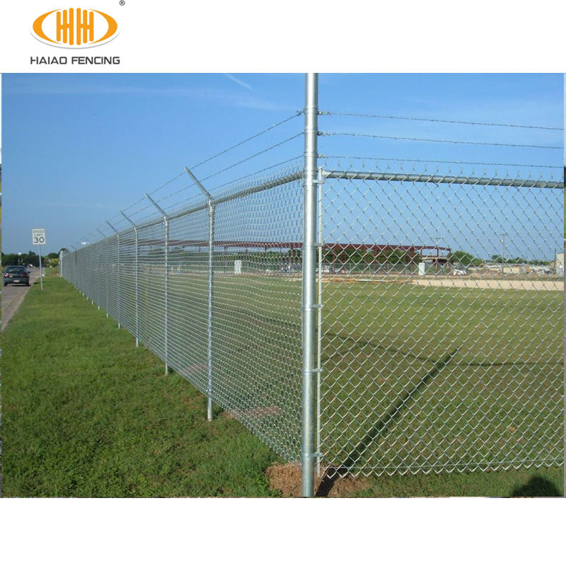 Online shopping boundary used chain link fence for sale