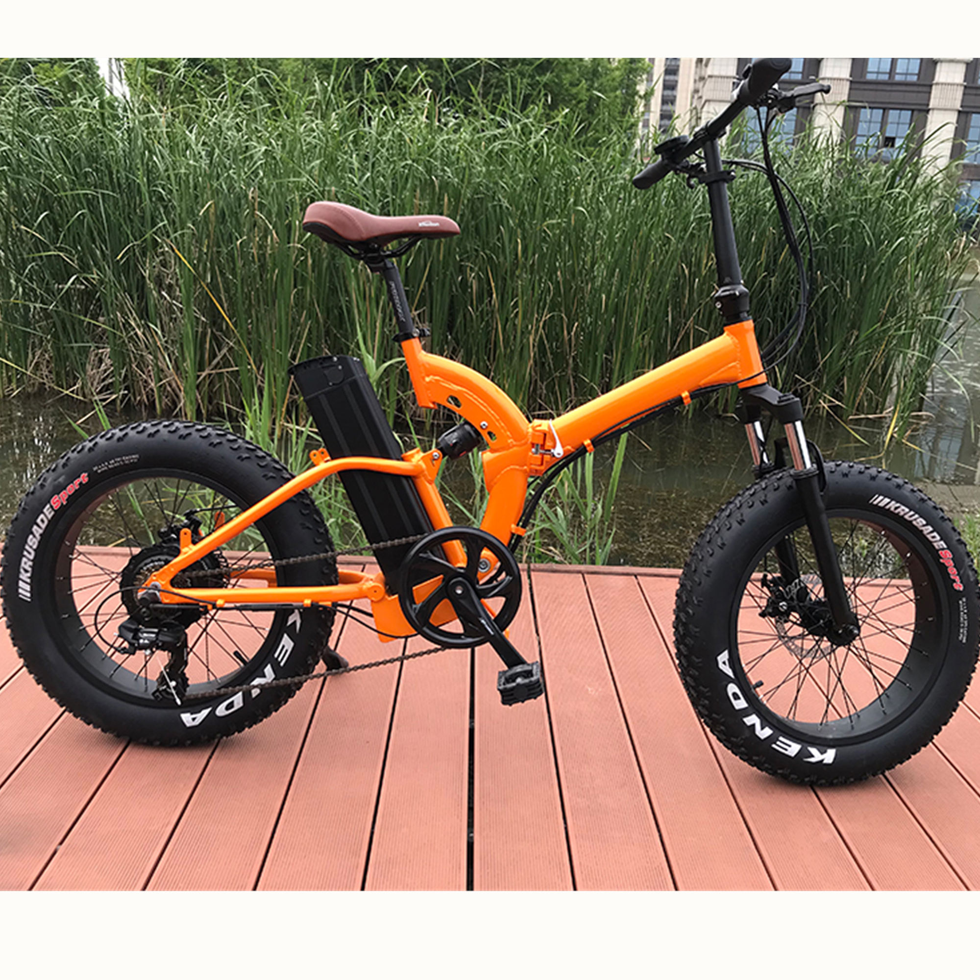Safe trip 7 speed Electric Bicycle for going to work(RSD-501)