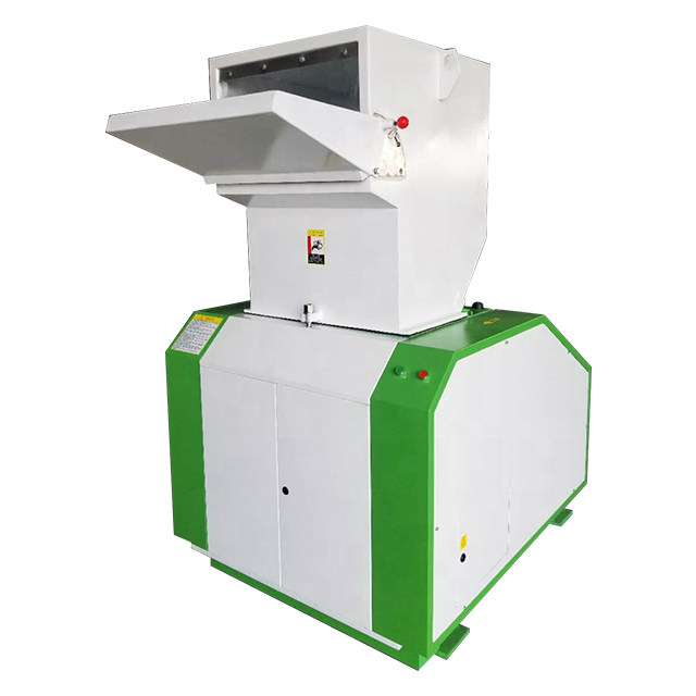 Low Power Export Prices Pet Plastic Bottles Granuals Grinding Shredder