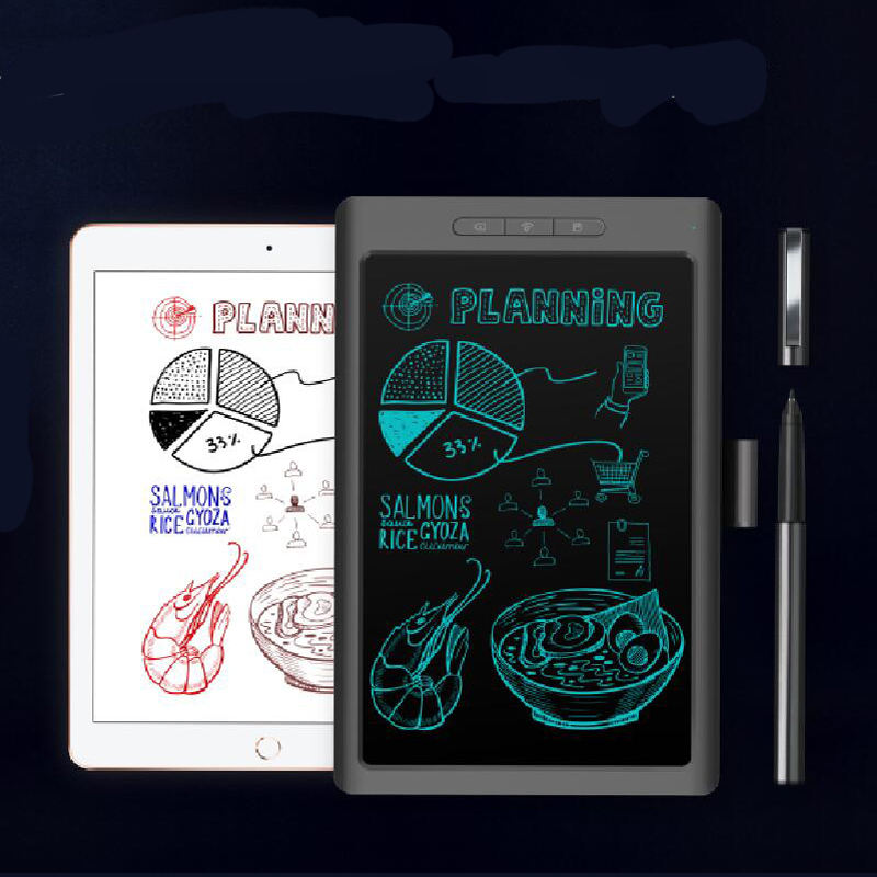 Paperless LCD Menulis Tablet Erasable 10 Inch Elektronik Menulis Alas