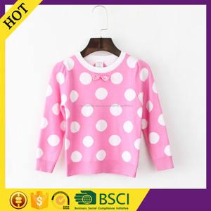 Máquina de punto básico venta al por mayor vendedora caliente de la blusa tela del diseño ropa de los niños