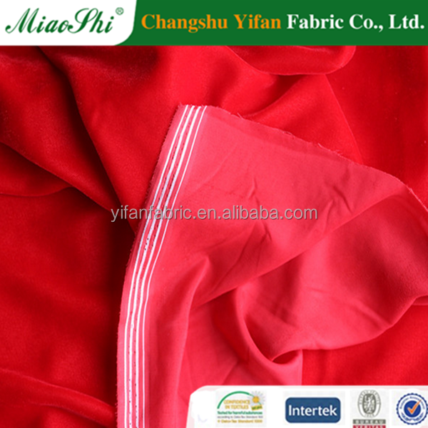 Super Cheap price product from china Micro Plain Velvet 9000 fabric /micro velvet 5000