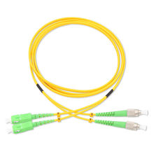 Optical corning fiber sm mm PVC LSZH 3m  patch cord all kinds SC/ST/LC/FC/MU/MTP