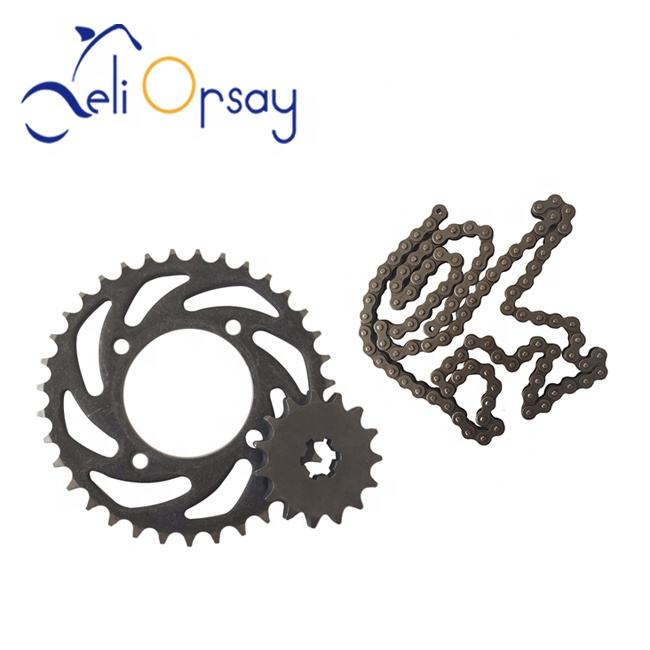 Hot southeast Asia Motorcycle Sprocket Chain Set For VEGA ZR 40T-15T 116L