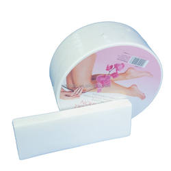 Nonwoven depilatory wax strips/rolls in Eco-friendly material for home used or salon used