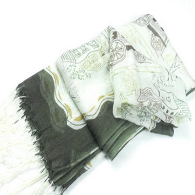 High Quality Soft And Smoothly Scarf Wholesale Fashion Silk Scarves