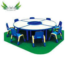 Good quality Kid's study and dinning table for kindergarten