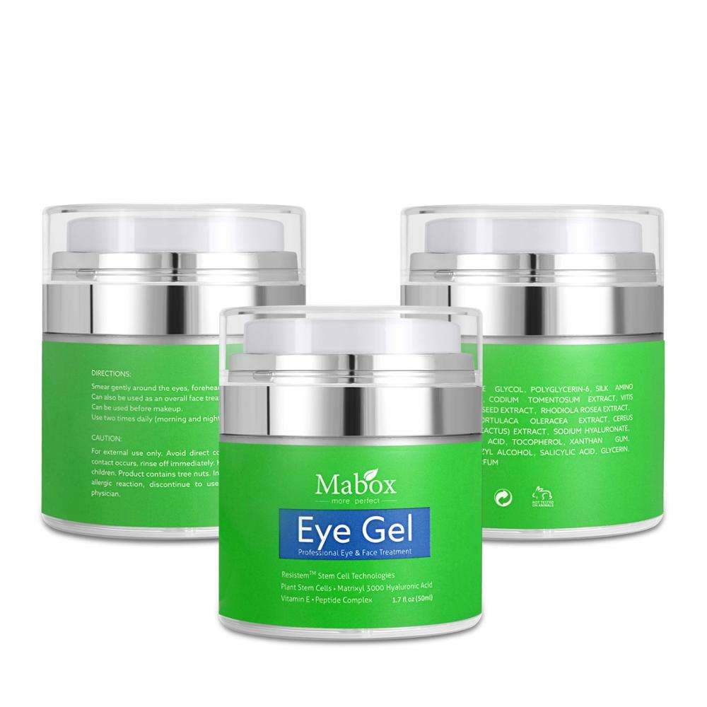 Eye wrinkle serum cream gel for dark circles
