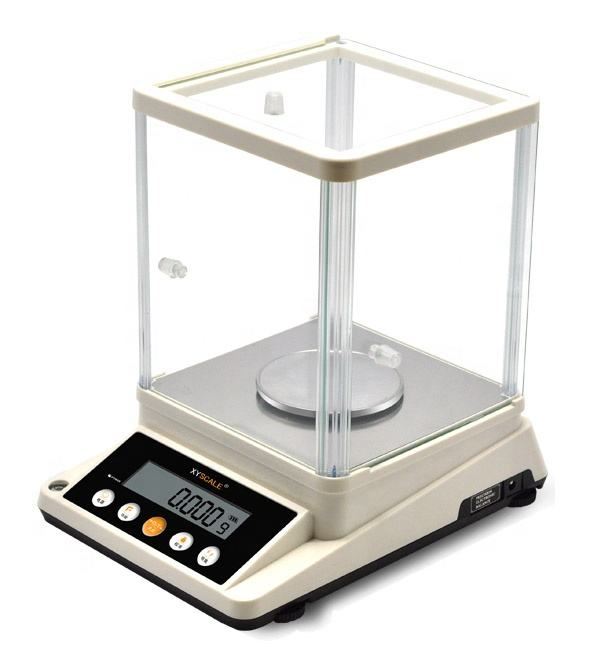 510g 0.001g precision digital jewelry weighing scale,1mg electronic analytical hook balance with printer and rs232 interface