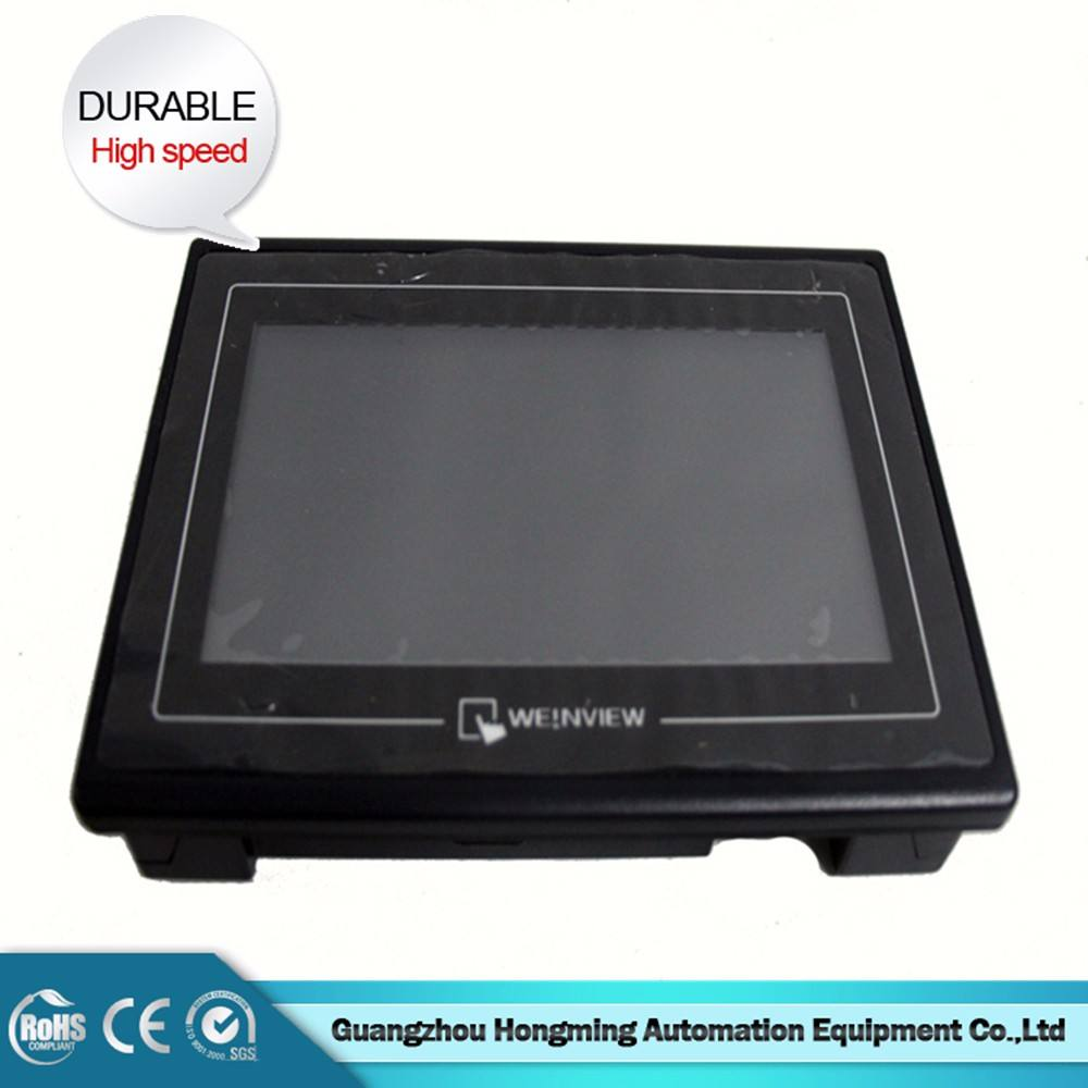 Small Order Accept Plc With Integrated Touch Screen Hmi