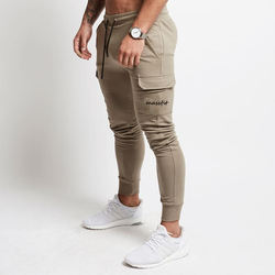 New Tapered Men Sweatpants Custom Fit Joggers