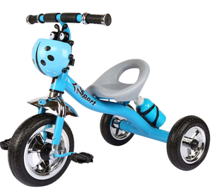 Hot sale kids tricycle plastic baby tricycle for kids 1-6 years