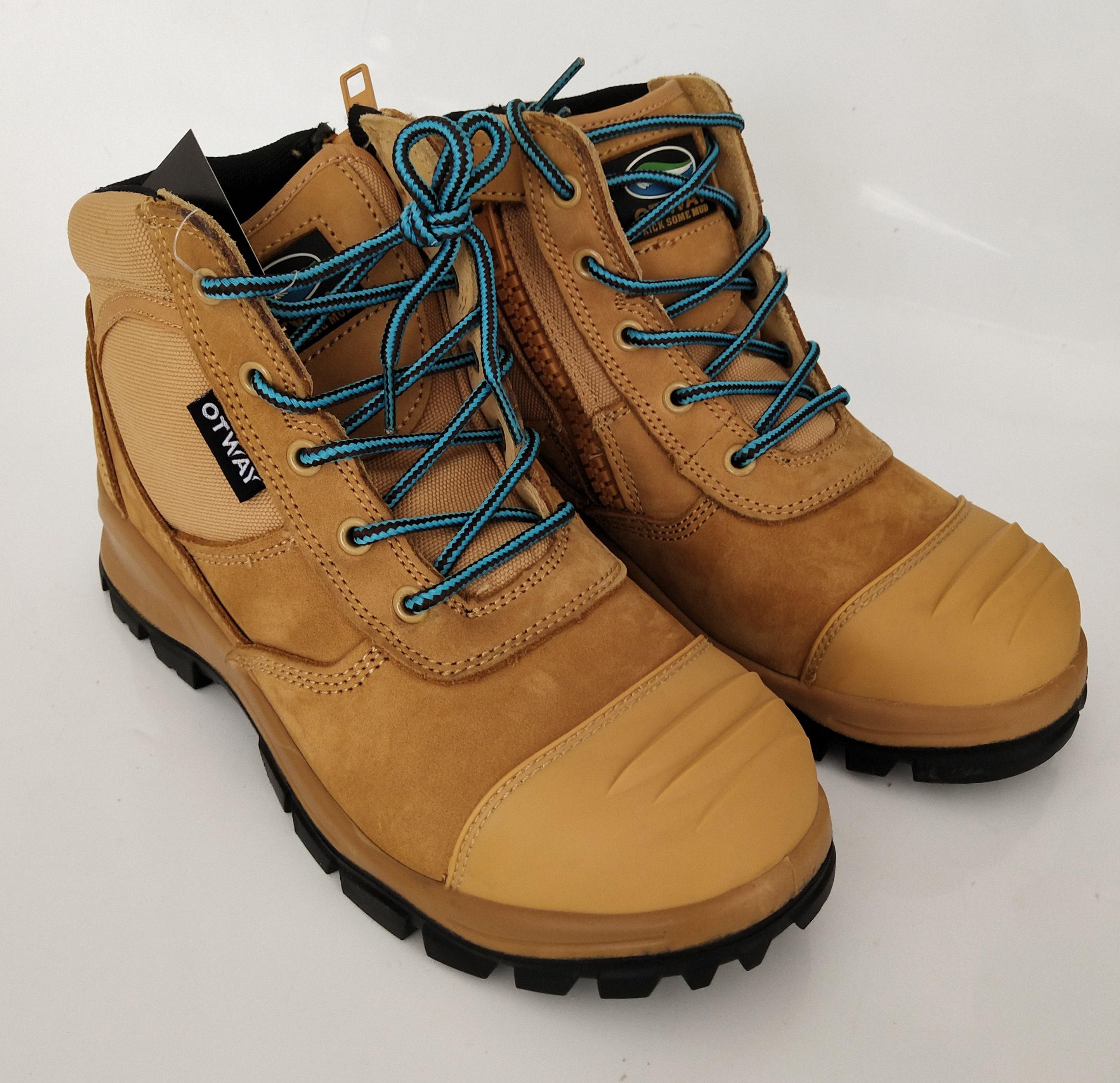 Catálogo de fabricantes de Calzado Seguridad Cuero Nobuck de