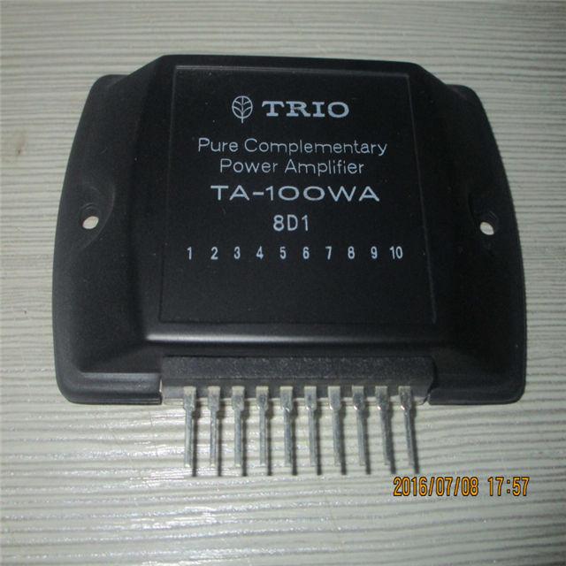 1PCS New TRIO TA-100WA TA100WA MODULE
