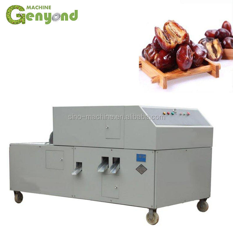 china suppliers fruit pitting machine for dates olive cherry plum pitter