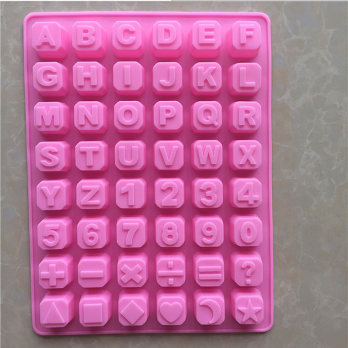48-pc Silicone Candy Dessert Chocolate mold