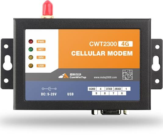CWT2300 Send Recive Sms gsm Gprs Rs232 modem with external antenna