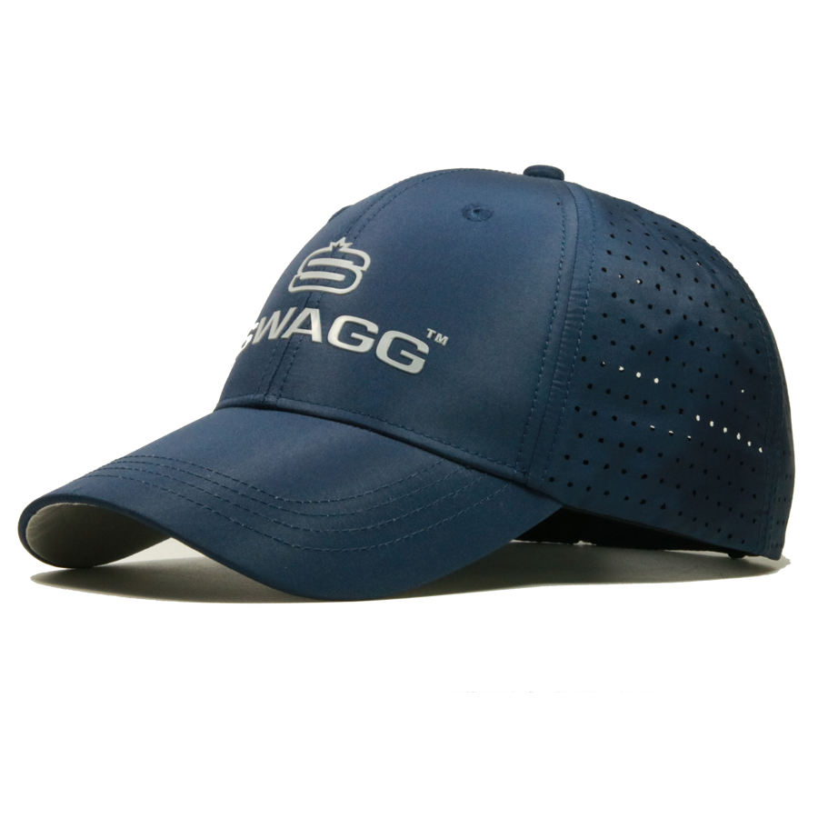 Custom New Arrival Dry Fit Running Cap Made Unstructured Baseball Hats