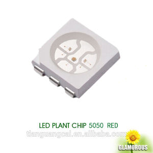Venta al por mayor RGB 365nm 390nm 450nm 660nm smd 5050 led chip