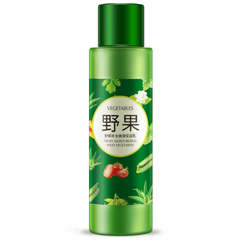 Wild Fruit Moisturizing Nourishing Gentle Care Easy To Absorb Refreshing And Not Greasy Smooth Skin Face Cream Lotion