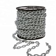 Fashion Braided Rope Chain Stainless Steel link chain