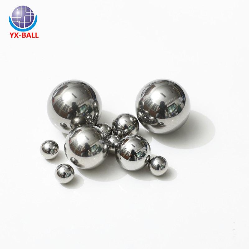 G10 Hardened Chrome Steel Loose Bearing Balls 3.5mm 1000 PCS