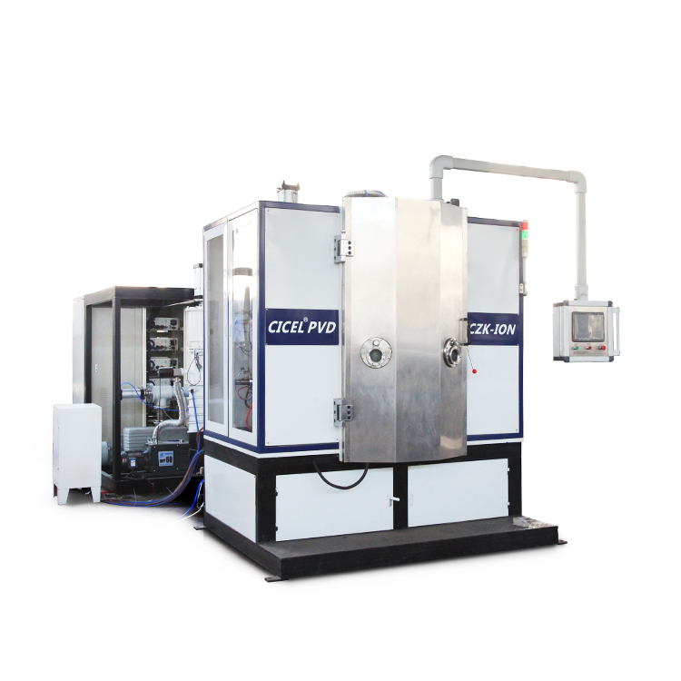 CICEL Supply PVD Coating Machine/Multi Arc Coating Machine/ Hardware Vacuum Coating Machine