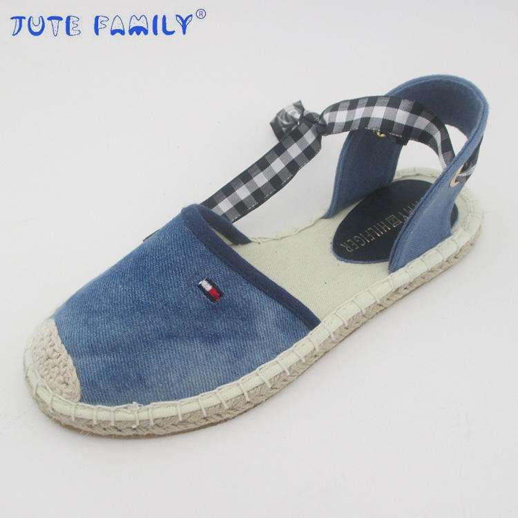 High Quality Alpargata Espadrille Canvas Casual Shoes
