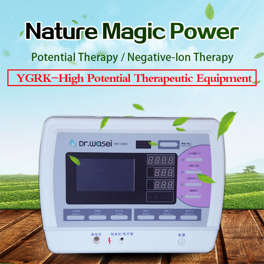 Rife Electromagnetic Field Therapy / Pulsed Electromagnetic Health Instrument