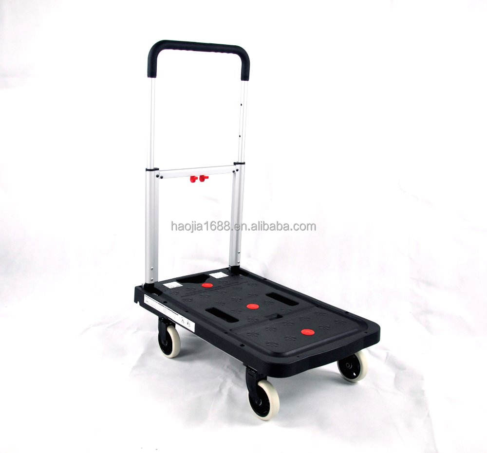 150kg Foldable hand truck/ hand trolley/ hand cart luggage