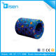 BS-ZFT Physical Therapy Color Balance Training Gymnastic Kids Play Toys Tumbling Rainbow Barrel