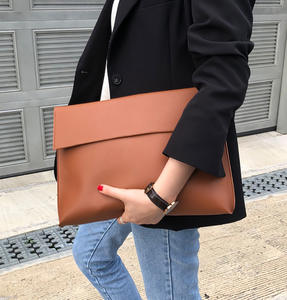 Novo Design PU LEATHER Mulheres Clutch Bag Ladies