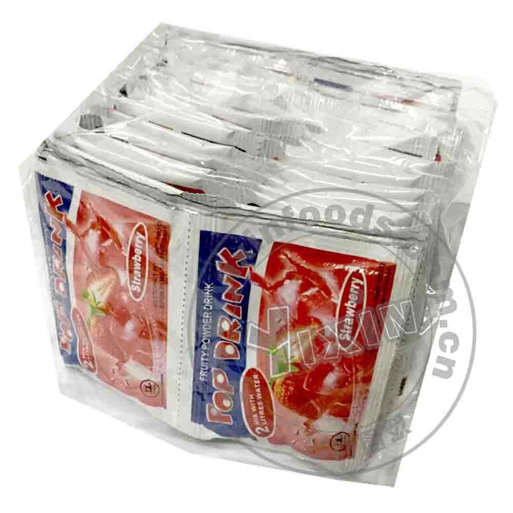 new packing pop drink instant juice powder,mango powder juice,strawberry flavour fruity powder drink