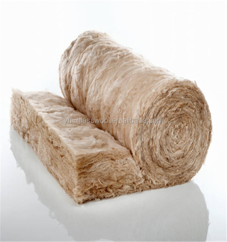 Earthwool/glass mineral wool insulation roll