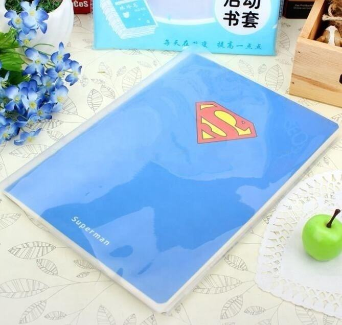 Notebook cover plastic materiaal pvc plaat