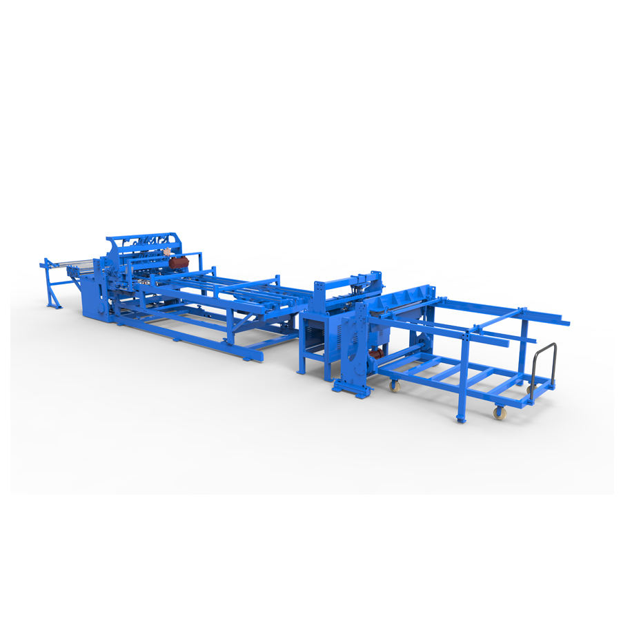 Assurance Poultry farming equipment/machine manufacturing/iron net making machine