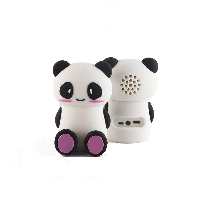 Mini Animal Wireless Speaker Portable Cartoon Panda Audio Driver Powerful Sound bluetooth speaker