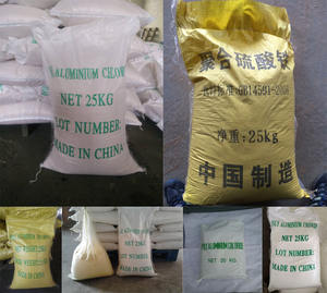 Effluent Treatment Chemicals pac liquid poly aluminium chloride plant for industrial chemicals