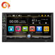 New Product Black Wince 8.0 7 Inch Touch Screen Support 1080P Video Audio Play Back Link AUX Built-in Microphone