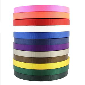 Custom Wholesale Polyester Cotton Nylon Car Seat Webbing Strap For Ratchet Straps