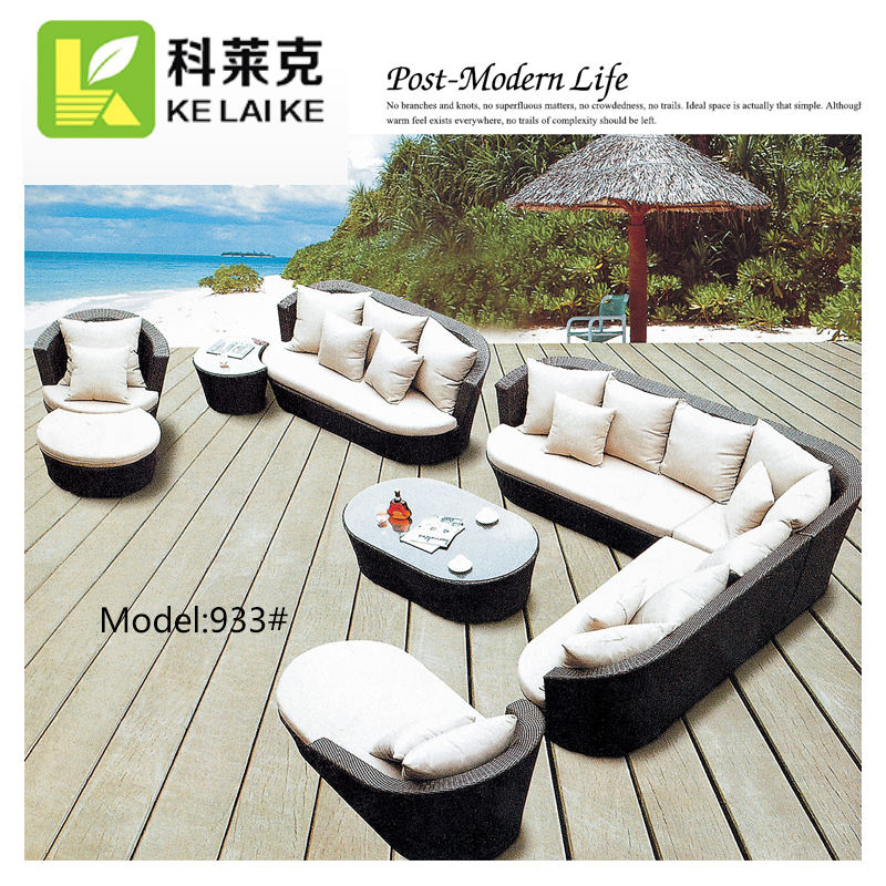 Balcony sofa sets high quality patio furniture outdoor garden furniture