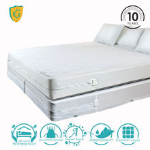 Wholesale Bed Bug Allergy Relief Zippered Mattress Cover