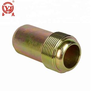 OEM stainless steel flat surface pvc brass 관 \ % 90 degree