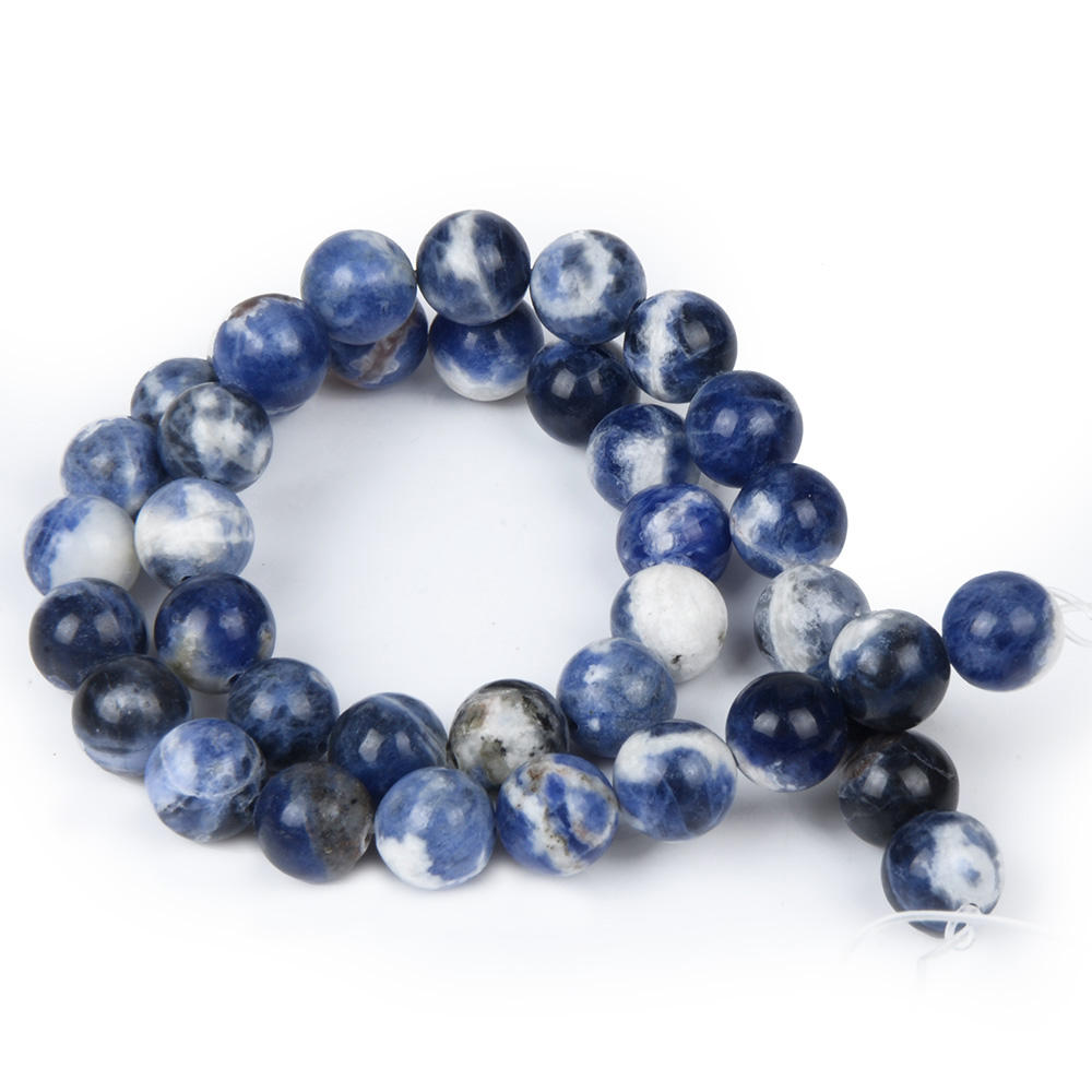 Pietra naturale Nuovo beads <span class=keywords><strong>Sodalite</strong></span>