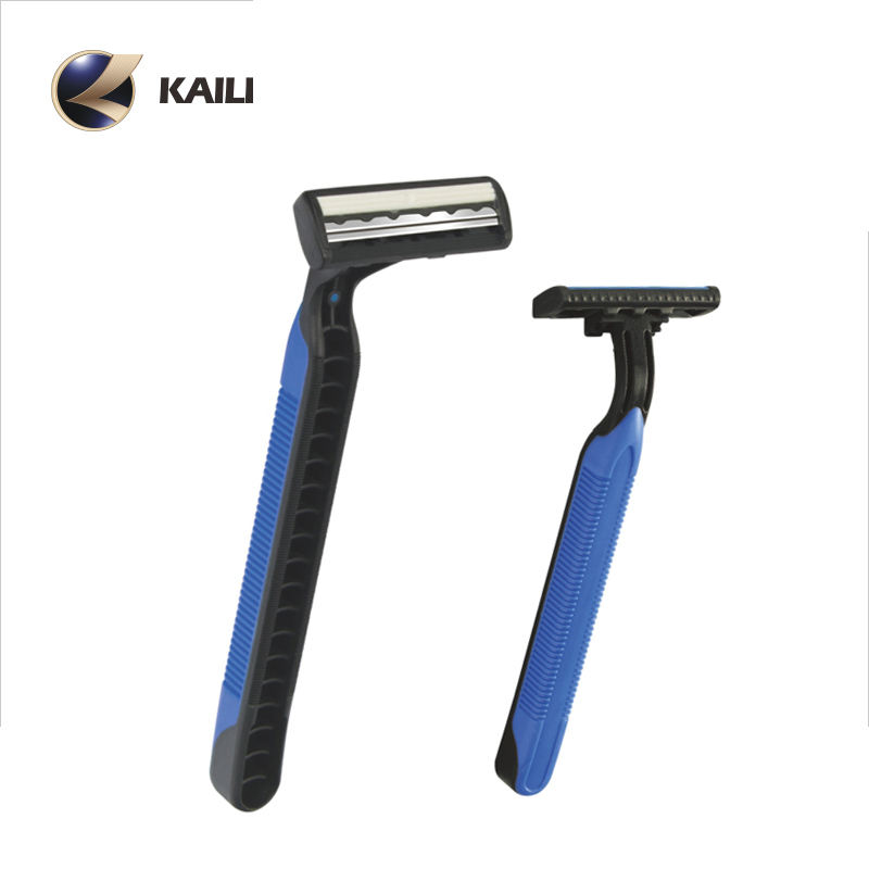 Disposable shaving razor Quality Assured two Bade Razor Disposable men razor/ shaver imported blade