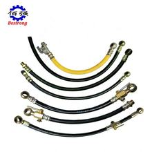 Tractor Or Generator Single Cylinder Diesel Engine Fuel Delivery Pipe Hose Transfer Pipe Spare Parts