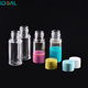 Logo Customization Bottle With Cap Laboratory Tuv Certification Pet Plastic Blood Serum Bottle With Screw Cap For Laboratory Blood Collection