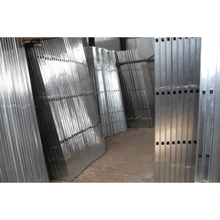 Prime Hot Rolled Drywall Metal Profile For Partition System Stud And Track For Gypsum