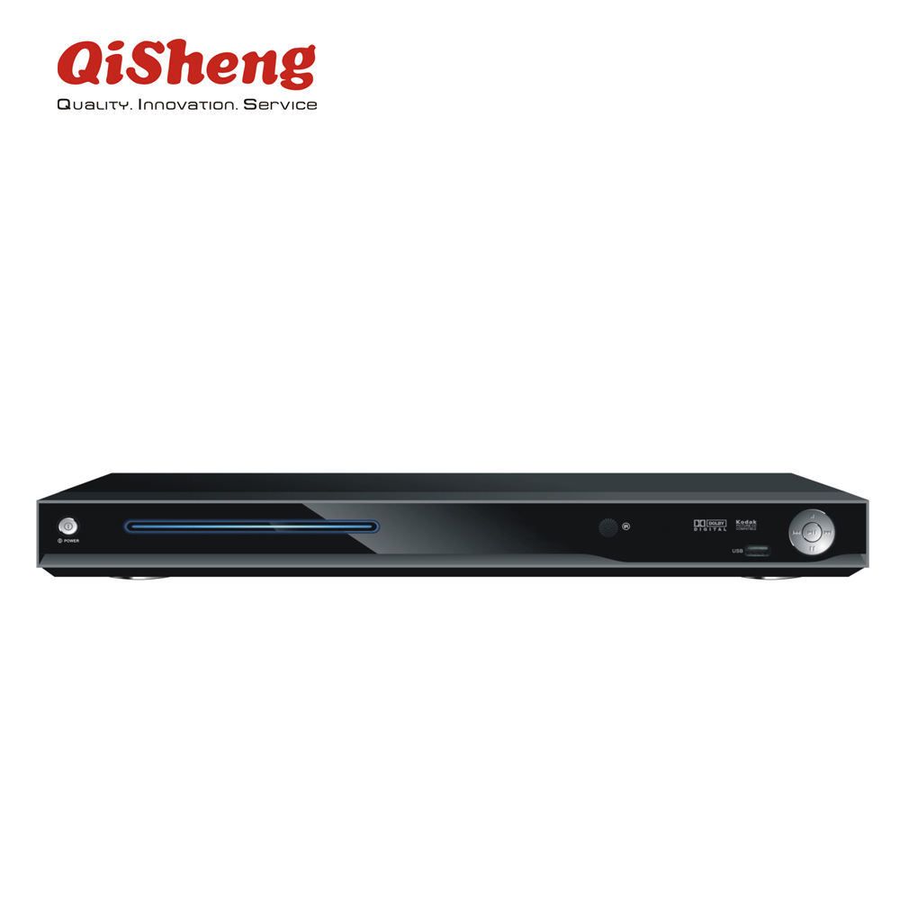 360mm mid size DVD player with LED display